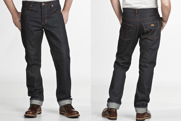 Dickies 1922 13.5 oz. Five Pocket Selvedge Denim Jean