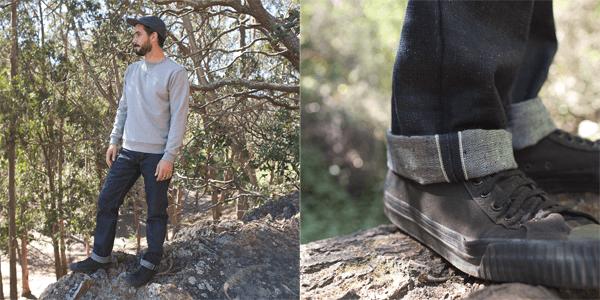 Fit and hem - Taylor Stitch Nihon Menpu Copper Selvage Denim