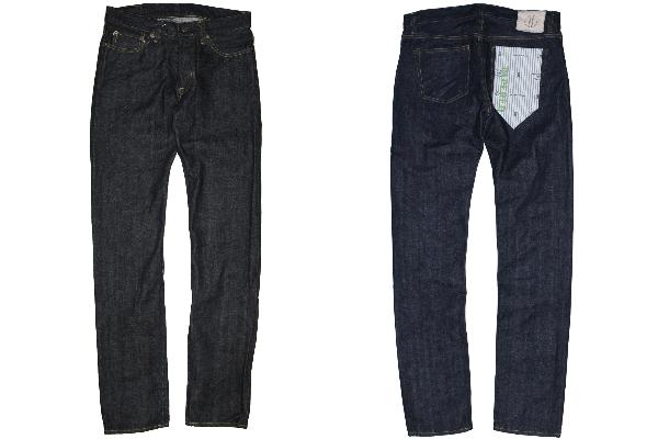 Japan Blue Regular Collection JB0406 14)z. Memphis x Zimbabwe Cotton denim