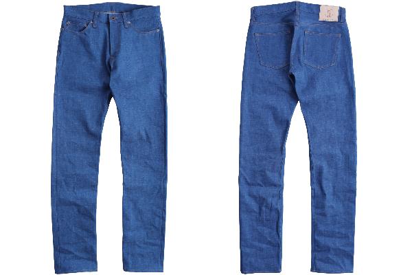Japan Blue SS14 JB04A4 Cyan Blue Denim