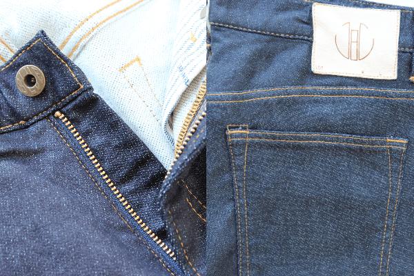 Japan Blue AW13 JBM04A3 10Oz. Freedom Indigo Sweat Jeans
