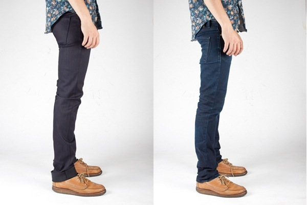 Naked & Famous Midnight Power Stretch - Just Released