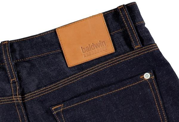 Baldwin Denim x Suit Supply Back