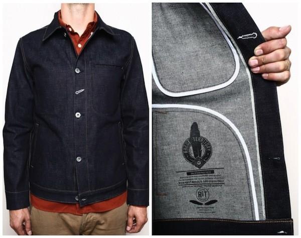 Indigo Supply Jacket