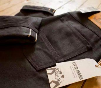 Livid-Jeans-Jakob-Slim-Black-Selvedge-Raw-Denim-Just-Released