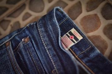 Fade Friday – Momotaro 0201 Vintage (14 Months, Many Washes)