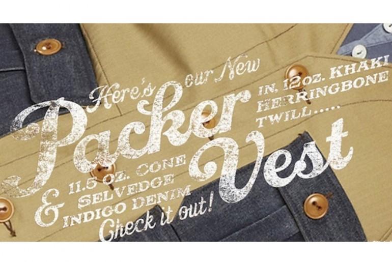 Rising Sun & Co. Packer Two Tone Vest