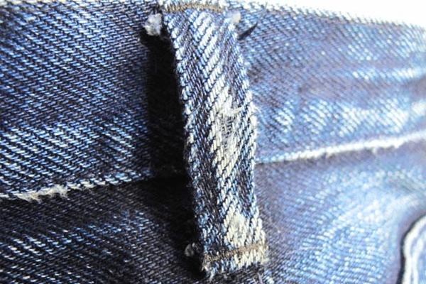 Belt Loop - Pure Blue Japan 24-007