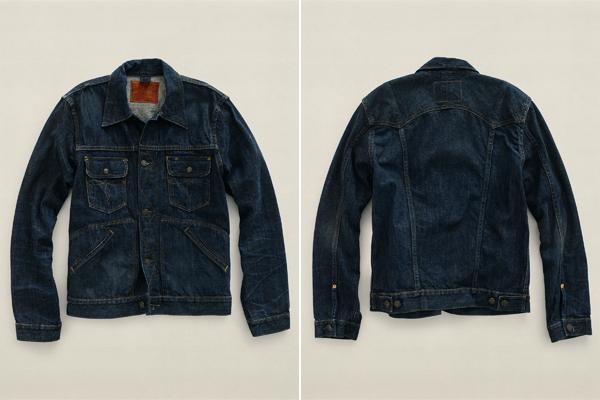 RRL New Roper Denim Jacket