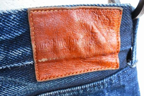 Patch Closeup - Pure Blue Japan 24-007