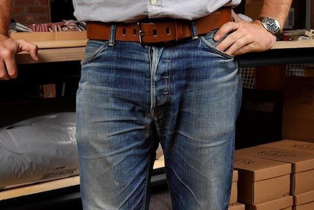 Fade-Friday-Studio-D'Artisan-25th-Anniversary-Jeans