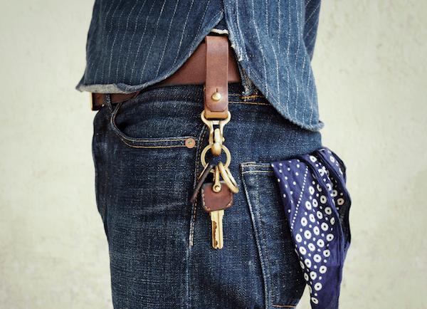 hollows belt accessory