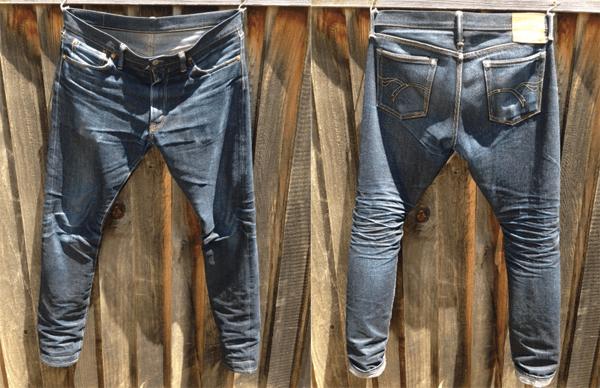 Front Back - 10 Months Flathead 3001 (10 Months, 1 Wash, 1 Soak)