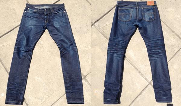 Front Back Flat - 10 Months Flathead 3001 (10 Months, 1 Wash, 1 Soak)