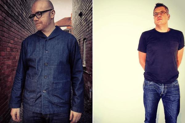 NoKipple founding team (L-R) - Gavin Smith, Jonathan Joseph