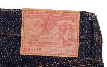 Samurai-Jeans-15th-Anniversary-Collection-Just-Released