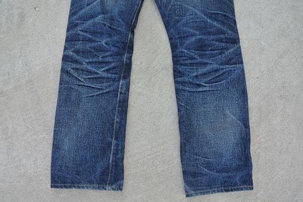 Honeycombs - Samurai Jeans S5000VX (6 Months, 2 Soaks, 2 Washes)