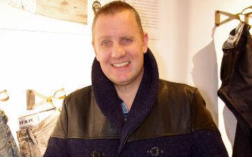 Jason Denham, Founder of Denham - Studio Visit and Interview