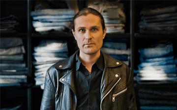 Johan Lindstedt, Nudie Jeans Designer