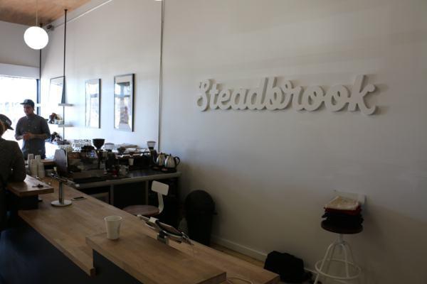 Steadbrook Coffee