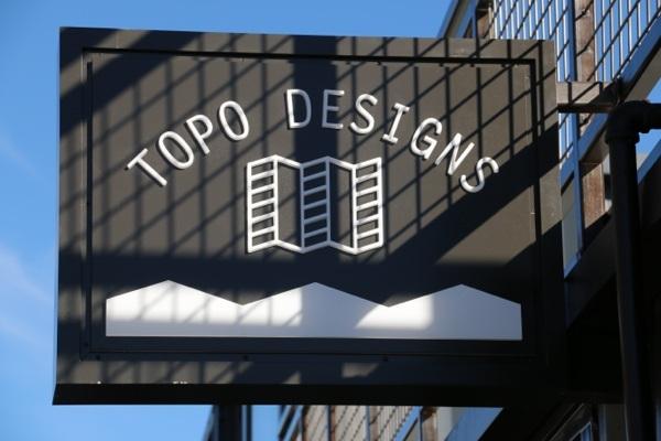 Topo Designs Front