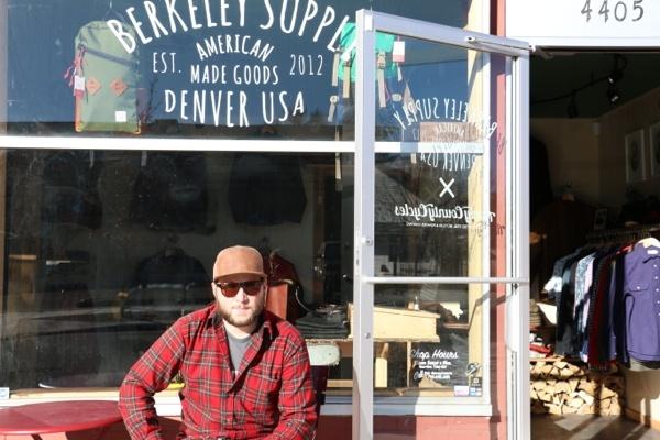 Berkeley Supply Storefront