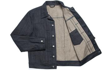 Nudie Jeans Sonny Organic Dry Clean Selvedge Jacket – Just Released