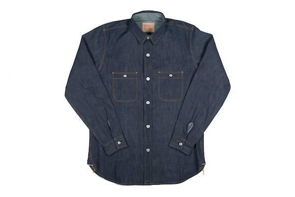 Roy Big Bro Denim Shirt