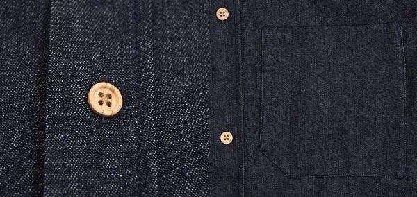 ARN Organic Shirt Buttons