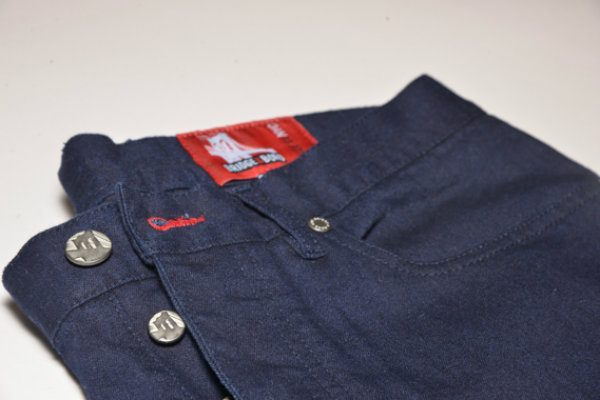 Eco Blue Denim from Cone Mills