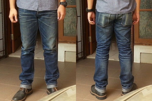 Six Months - Unbranded 221 Tapered Denim