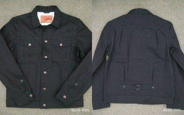 Big John KURO2 Type 3 Denim Jacket – Just Released