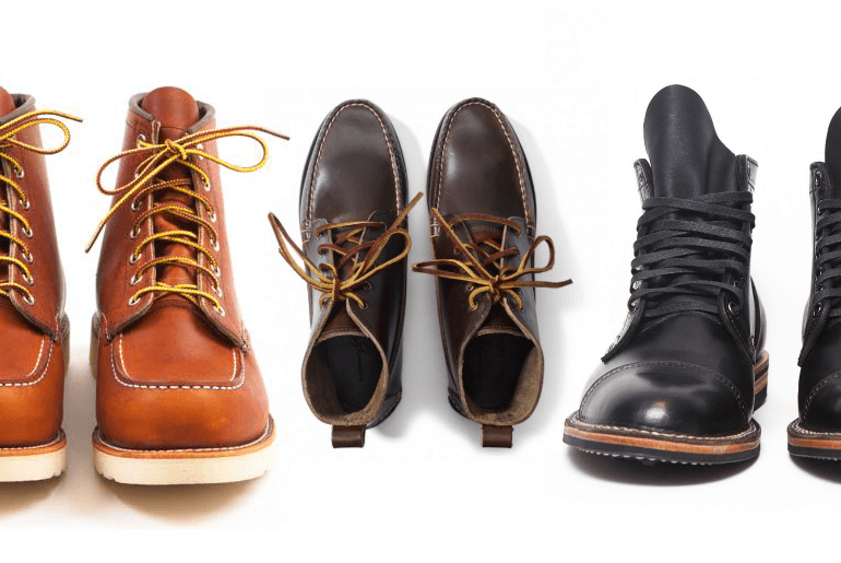 Know Your Footwear: Blake vs Goodyear Welts