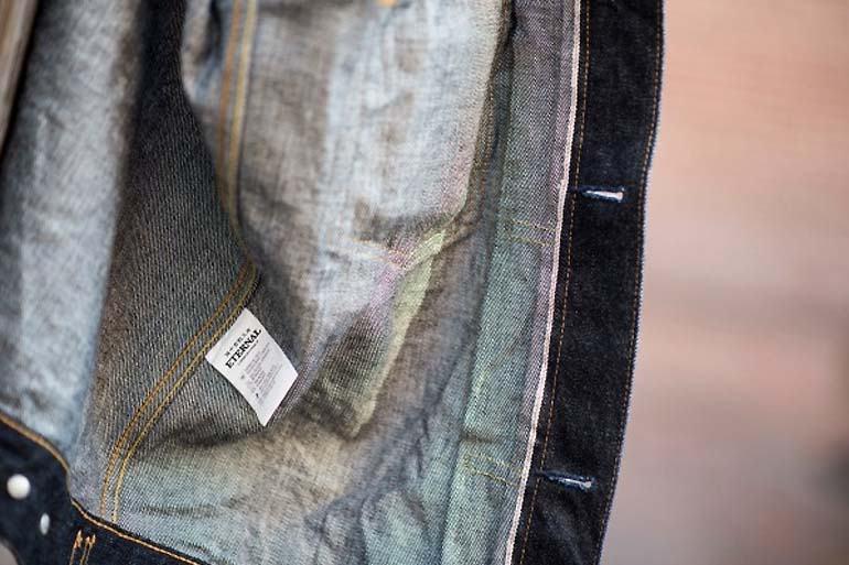 Eternal 886 Jacket - Denim
