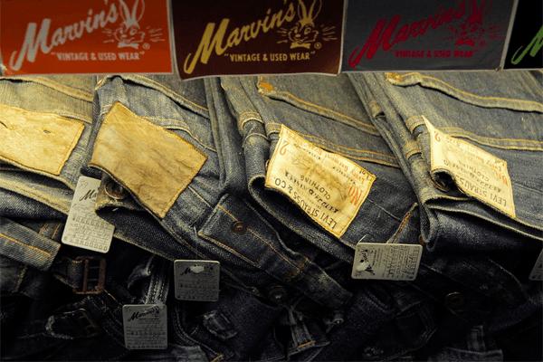 Jeans from the 1900s up to 1936. The 201 is sold at 3,360,000JPY. I'll let you do the conversion.