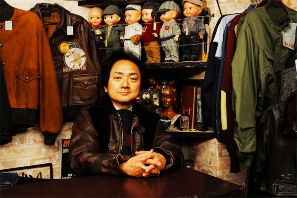Meet Hanzawa-san, the man behind Marvin's Vintage.