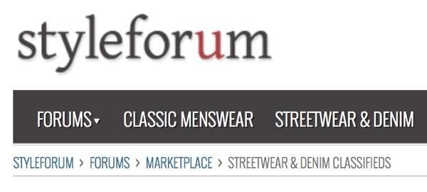 styleforum image
