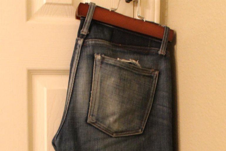 UB221 faded back pocket