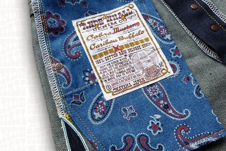 Ande Whall pocket bag
