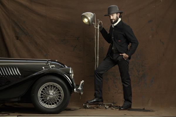 Lookbook Lamp/Car