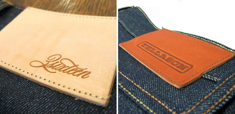 TG 3sixteen and tellason patches
