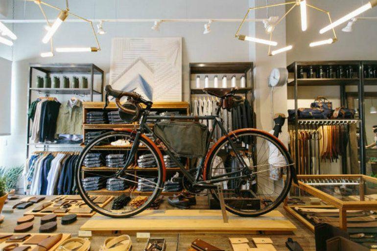 Tanner Goods Bike