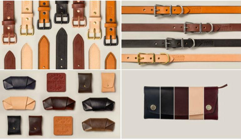 Tanner Goods Accessories
