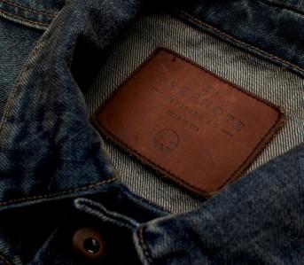Freenote Cloth Denim Feat