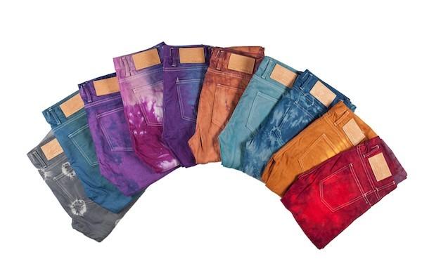 3sixteen+ 577BSP special Rain dyes