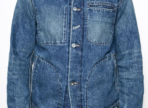 RT Supply Jacket Pocket Detailing