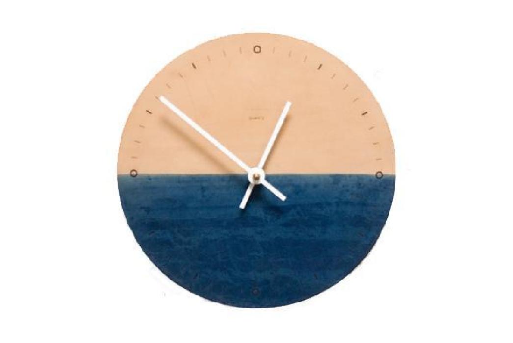 teranishi-indigo-dyed-leather-goods-clock