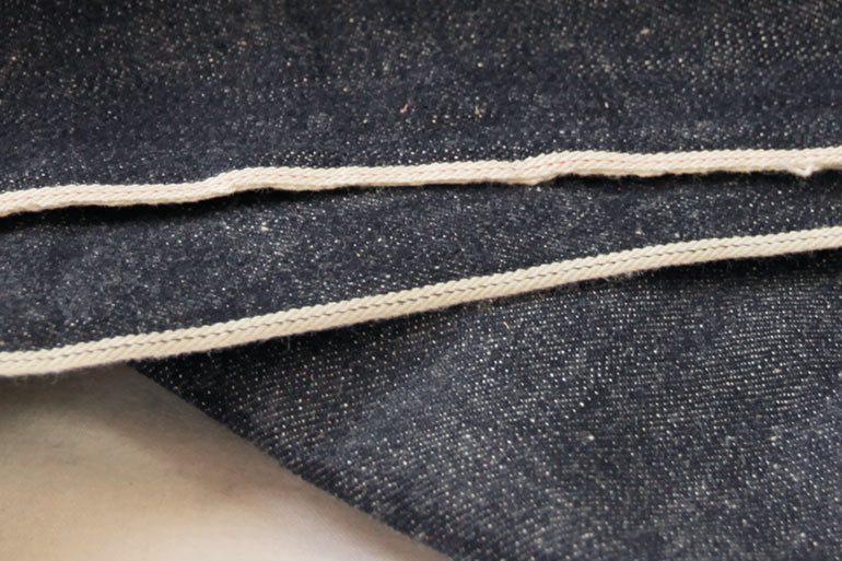 Burgus Plus selvedge denim fabric