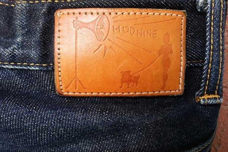 mod9 back leather patch