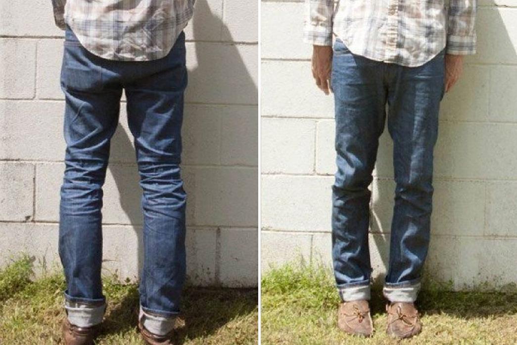 naked-famous-natural-selvedge-skinny-guy-denim-review-model-back-front